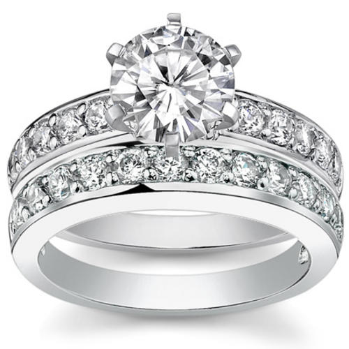 Moissanite Rings For Sale