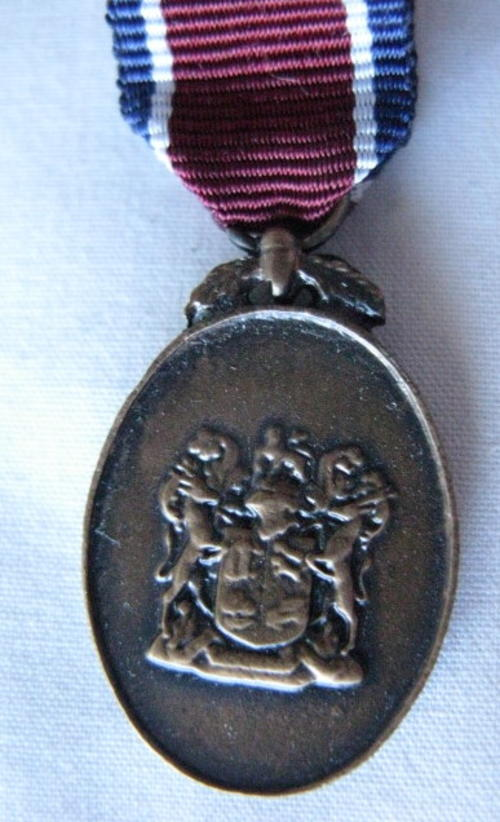 Sadf Amp Sandf Miniature John Chard Medal Was Listed For