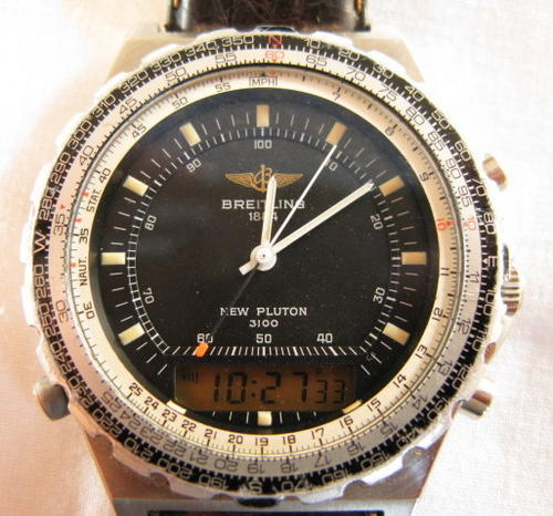 breitling jupiter pilot instruction manual