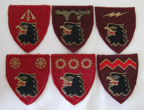 South African Army - 44 PARACHUTE BRIGADE EMBROIDERED CLOTH PATCHES. Was Sold For R200.00 On 29 ...
