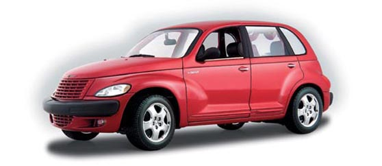 Models - PT Cruiser 1/18 die cast model was sold for R169.00 on 25 Aug at 19:04 by Dirkv12mtn in ...
