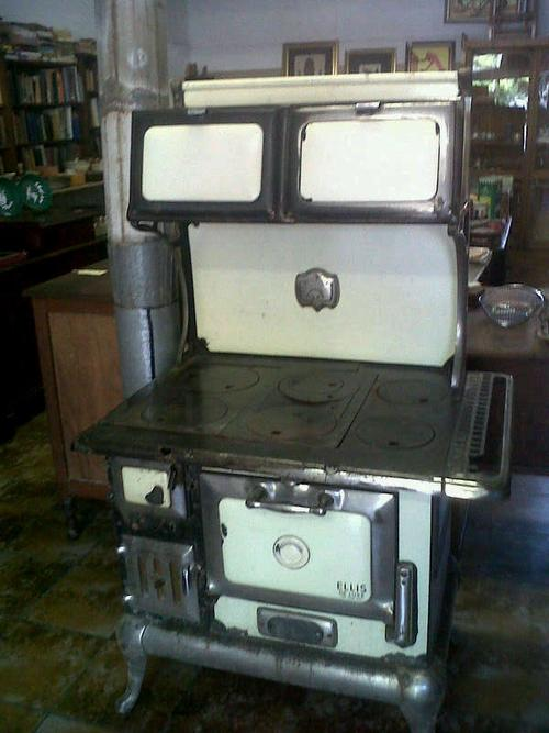 Appliances Ellis De Lux Coal Stove What A Find Was