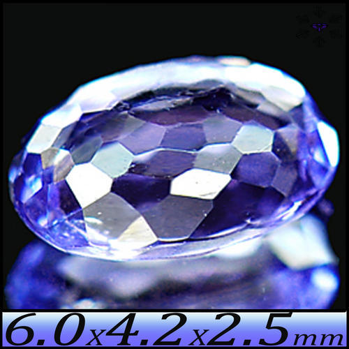TANZANITE ~ QUALITY RARE PERFECTLY POLISHED FINE INVESTMENT GEMS.