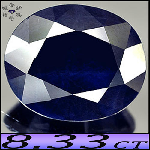 SAPPHIRE ~ QUALITY RARE PERFECTLY POLISHED FINE INVESTMENT GEMS.