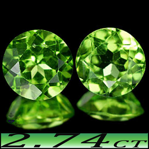 QUALITY POLISHED CUTS AND CLEAN CERTIFIABLE INVESTMENT GEMSTONE.