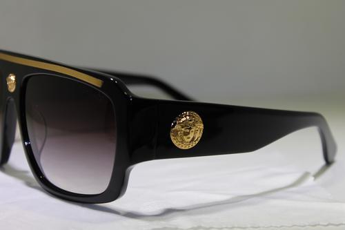 Versace Sunglass  sunglasses mens versace sunglasses mod 1573 brand new was
