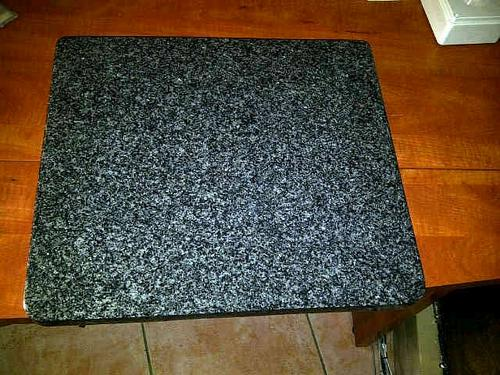 how to clean granite cutting board
