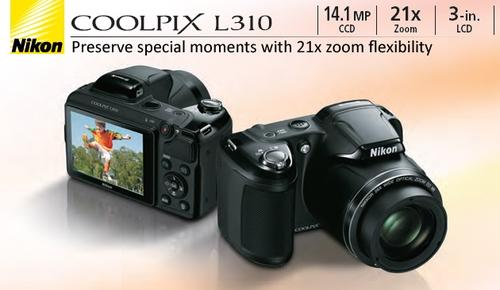 nikon coolpix l310 software