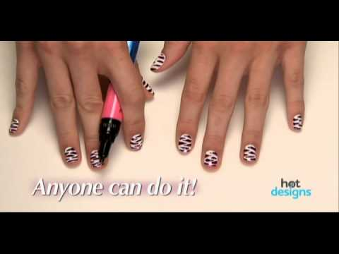 nail polish decorations hot designs nail art pens was