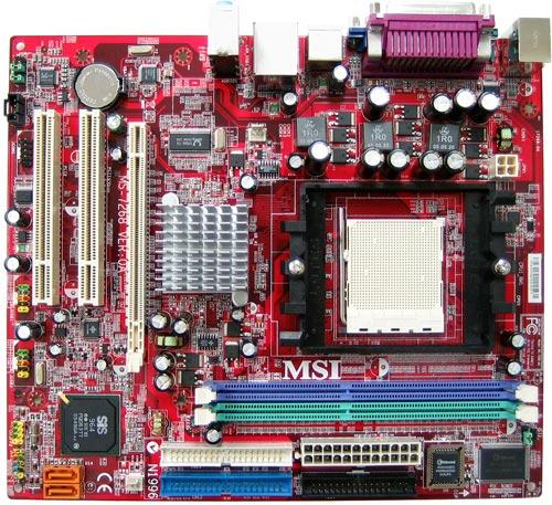 Attach generic records like chipset to a model motherboard without creating new record for every single record motherboard