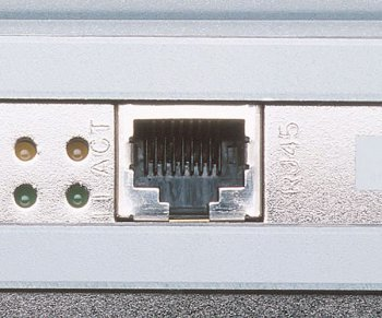 Ethernet on Built In Ethernet Network Slot  Network Or Internet