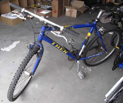 Bicycles Amp Tricycles Trek 4000 Mountain Bike Was Sold