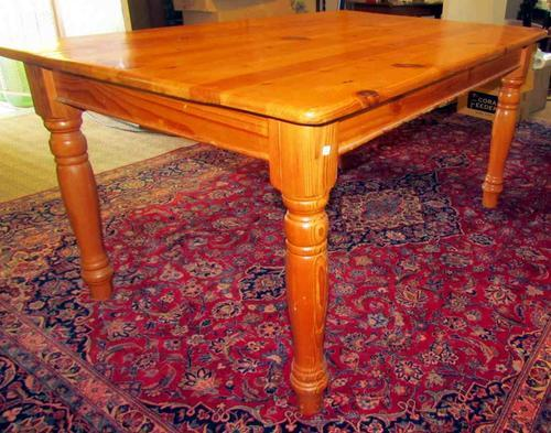 Tables OREGON PINE DINING ROOM TABLE6 SEATERTurned  : 135752160120132744Furniture from www.bidorbuy.co.za size 500 x 393 jpeg 47kB