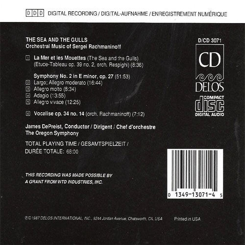 Track Titles