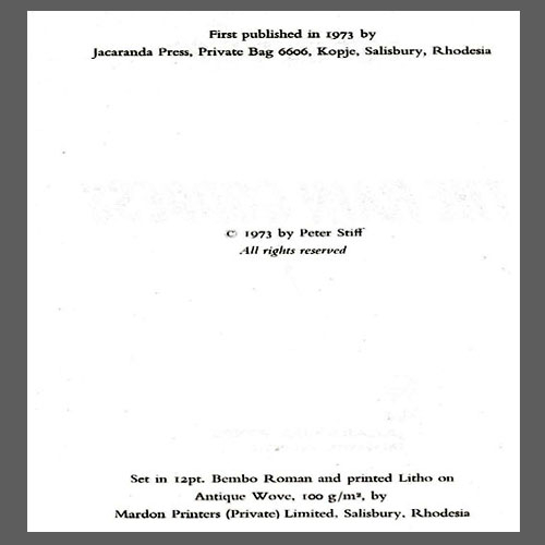 Information page.