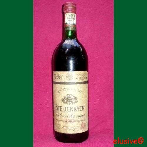 Image of bottle of wine