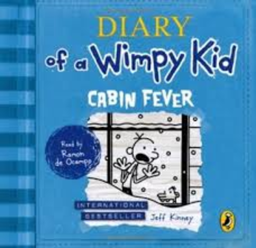 Teen Fiction Diary Of A Wimpy Kid Cabin Fever Was Listed