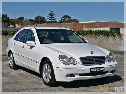 Mercedes benz 2002 mercedes benz c240 auto elegance for Mercedes benz 2002 c240 price