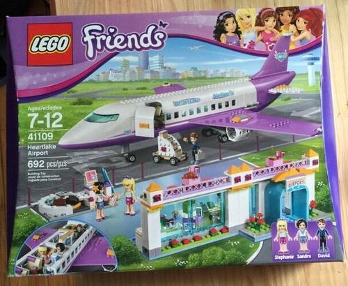 Friends - Heartlake Airport LEGO Friends Set 41109 w ...