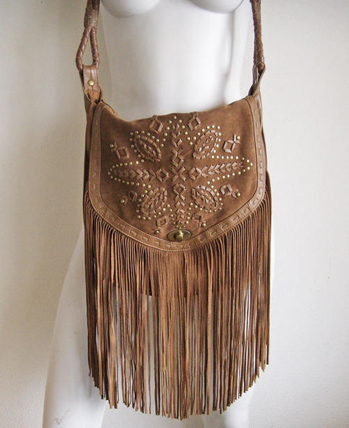 Find great deals on eBay for brown suede fringe purse. Shop with confidence.