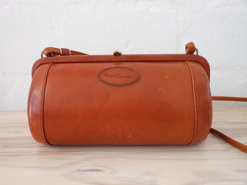 Handbags & Bags - *COCCINELLA* VINTAGE DESIGNER GENUINE LEATHER ...