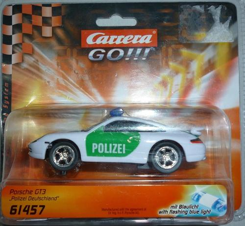 cars carrera go porsche gt3 polizei was sold for. Black Bedroom Furniture Sets. Home Design Ideas