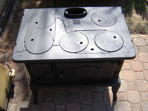 Appliances Dover No 8 Coal Stove Was Sold For R3