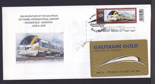 (原创)看邮票识南非39:南非铁路与机车 - 六一儿童 - 译海拾蚌