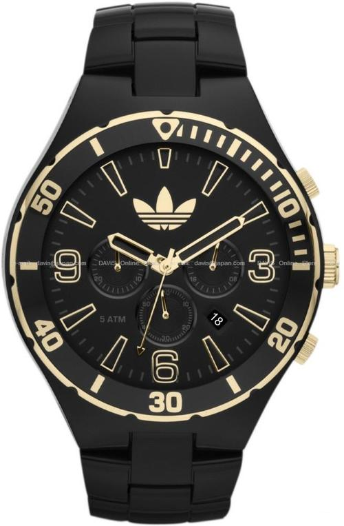 s watches adidas by fossil melbourne chronograph