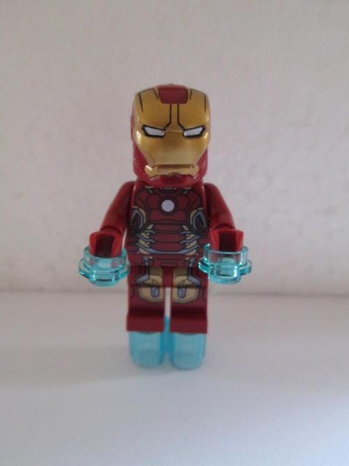 lego iron man mark 23 - photo #19