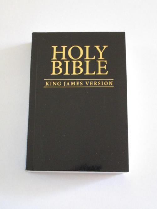 Philosophy, Religion & Spirituality - Holy Bible KJV (King ...