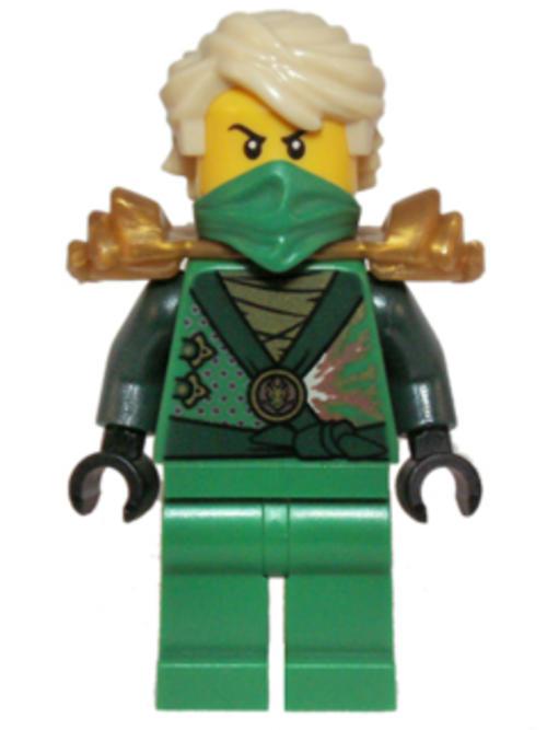 Lego Ninjago Lloyd Rebooted | www.pixshark.com - Images ...