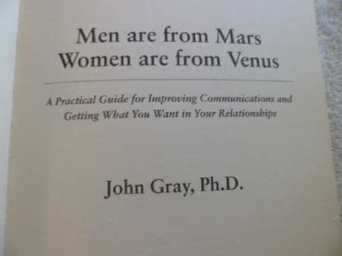 quotes men are from mars - photo #22