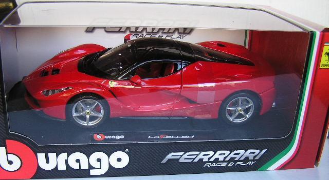 models burago diecast model car 26001 ferrari series la. Black Bedroom Furniture Sets. Home Design Ideas