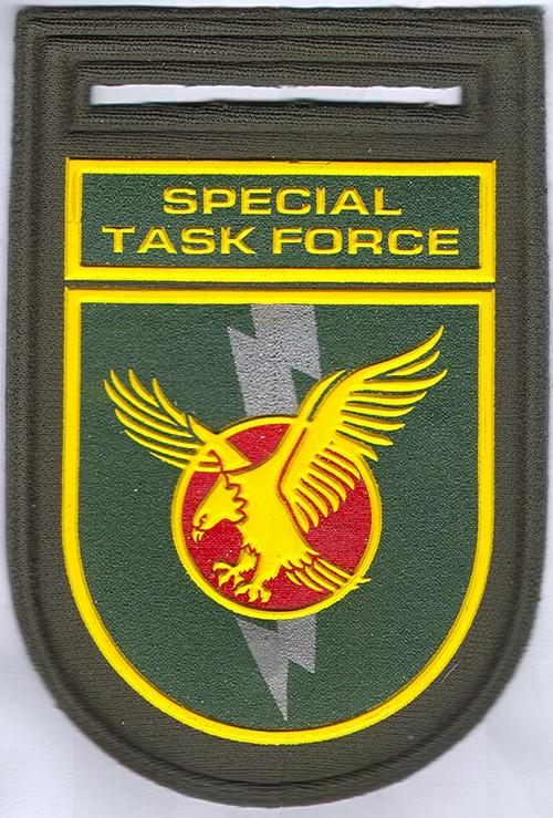 South African Police Services Police Special Task Force