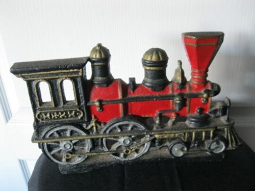 Nycrr Cast Iron Train: Other Antiques & Collectables