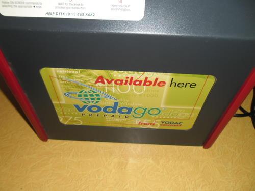 prepaid postage machine