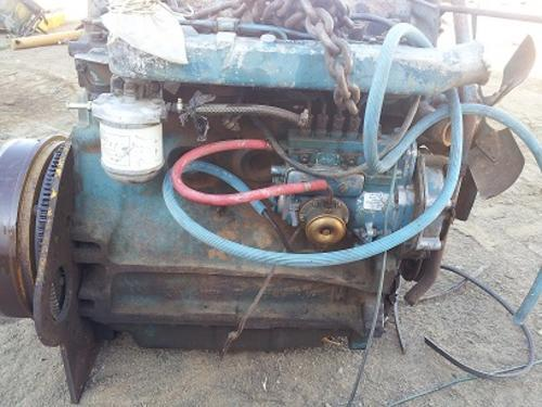 Ford 5000 Tractor Engine : Tractor parts manuals ford engine was