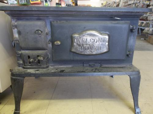 Appliances No 8 Welcome Dover Coal Stove Was Sold For R2