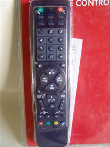 Universal AV Remote