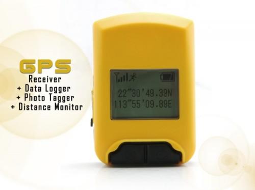 Gps Receiver Logger