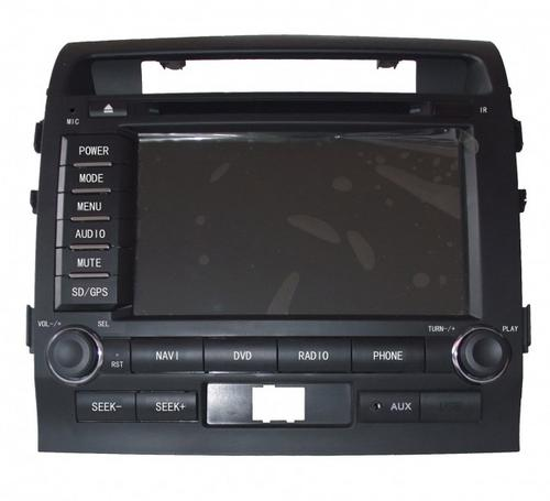 car radios - toyota land cruiser