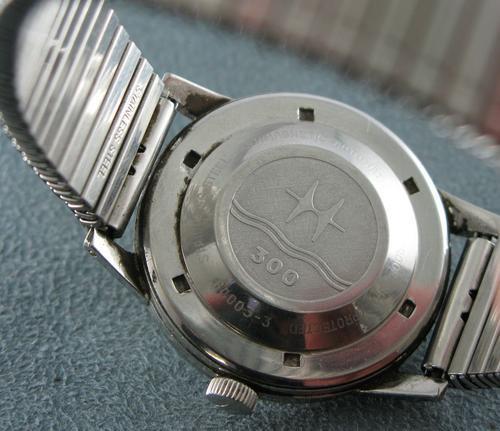 dating a vintage hamilton watch