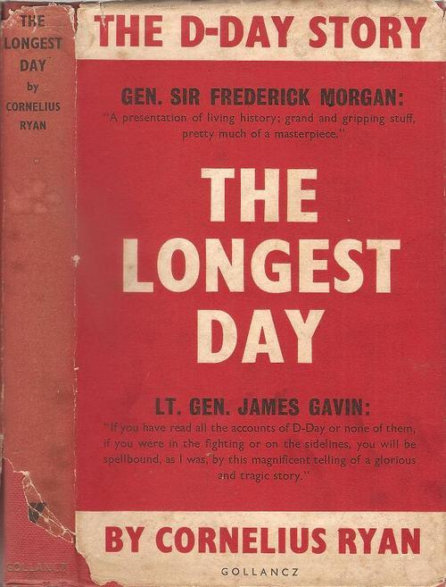 The Longest Day - Book Vs. Movie