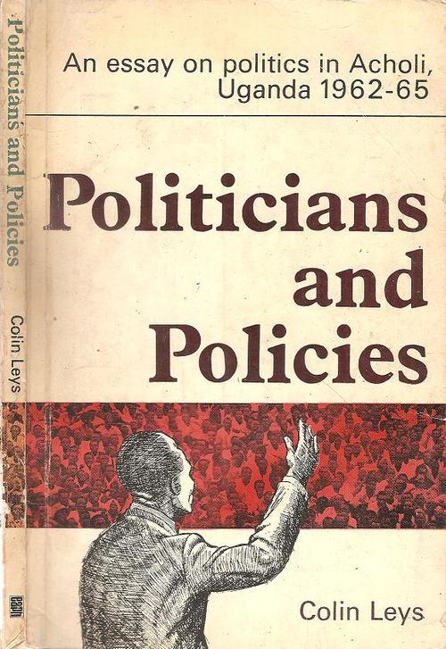 essay on politics and politicians