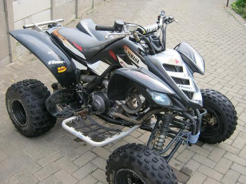 Quad bikes 2004 yamaha raptor 660r was sold for r18 300 for Yamaha 660r raptor