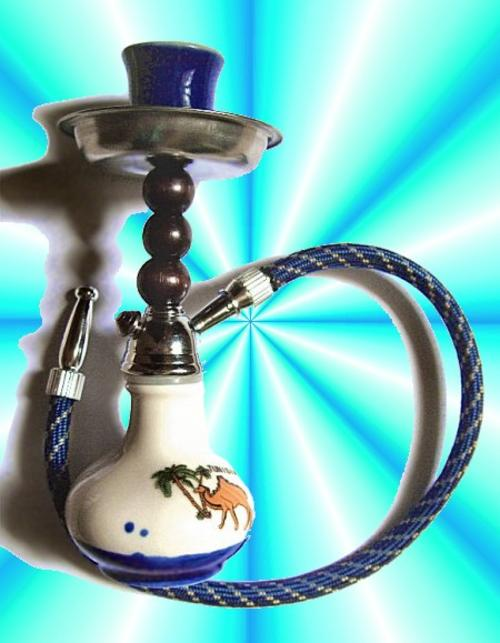 tobacco 20cm camel hubbly bubbly hookah was sold for