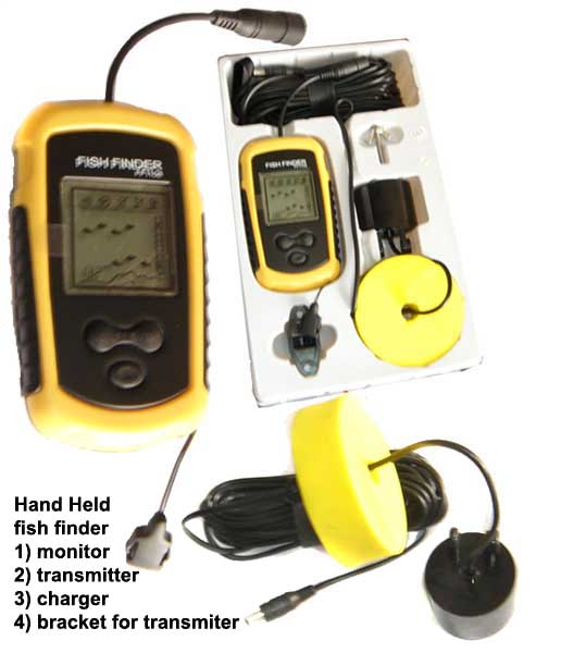 other fishing - portable fish finders for sale | lcd display, Fish Finder