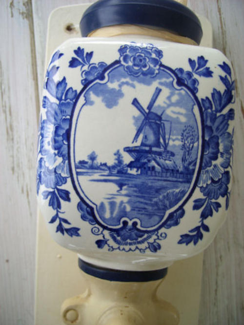 Other Kitchenalia Vintage Delft Holland Wall Mounted