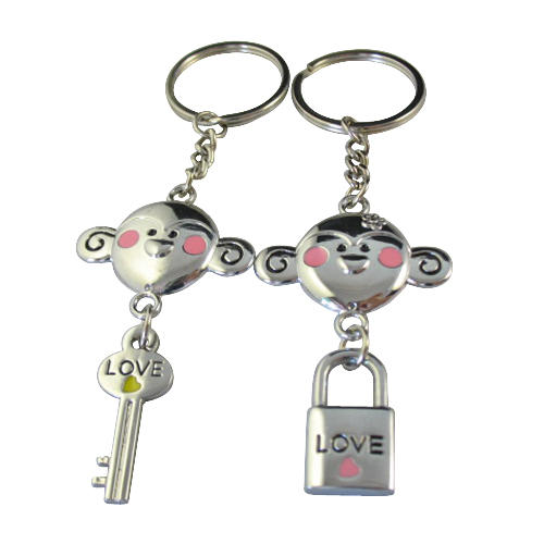 couples keychains keyrings